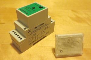 Vitalklick Netzfreischalter mit Kontrolllampe