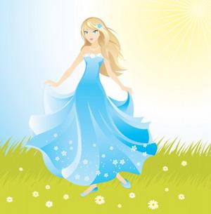 Wegwarte, eine Prinzessin der Natur (©123rf.com)