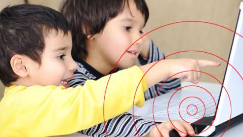 Besonders schutzbedürftig: Kinder und Jugendliche