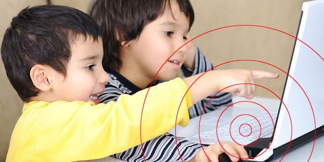 EMF-Schutz für Kinder und Jugendliche ist wichtig!
