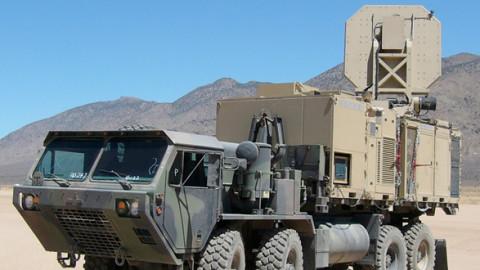 Elektromagnetische Strahlung als Waffe im Militär