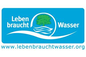 """Hilfsorganisation """"Leben braucht Wasser"""""""