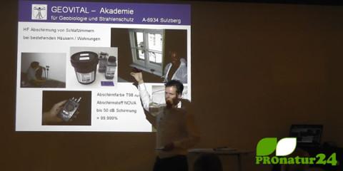 Unser Vortrag auf der Gesundheitsmesse Weiler 2012