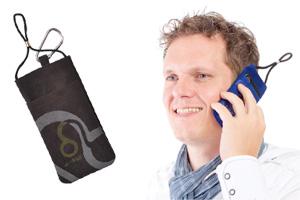 Handytasche schützt vor Strahlung