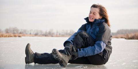 Rutschfrei und Sicher, im Winter auf Schnee und Eis!