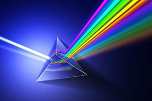 Lichtspektrum des Sonnenlichts (©123rf.com)