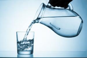 Reines Wasser trinken ist Genuss!