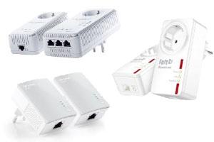 Viele Hersteller von PowerLAN