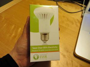 Verpackung Lighting LED
