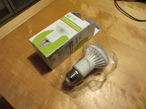 Lighting LED verpackt