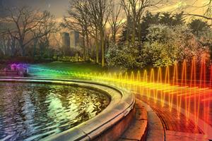 Wenn Funk sichtbar wäre (© Nickolay Lamm)