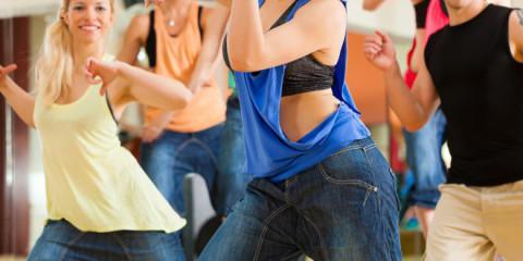 Dance, move and smile – Tanze, bewege dich und lächle!