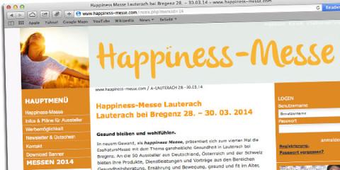 PROnatur24 auf der Happiness-Messe und mit Kursangebot