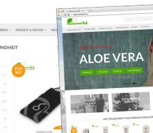 Volle Produktvielfalt im neuen Onlineshop von PROnatur24