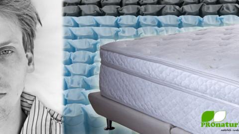 Bittere Wahrheit zu BOXSPRING & Taschenfederkern und weshalb ein Bett völlig metallfrei sein muss!
