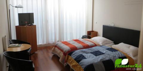 Das erste Elektrosmog geschützte Hotelzimmer ist verfügbar im Martinspark Hotel, Dornbirn (AT)