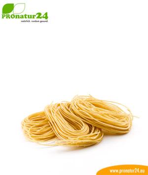 Edle Dinkel-Spaghetti im Shop